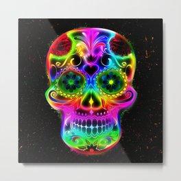 Skull20151213 Metal Print