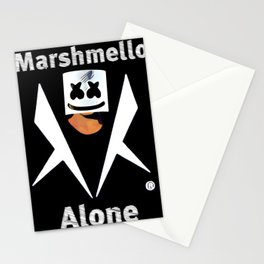 marshmello album 2020 nikn3 Stationery Cards