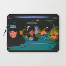 Wayne & Garth Bohemian Galileo Laptop Sleeve