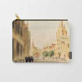 Oxford High Street Carry-All Pouch
