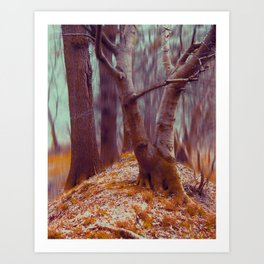 In love with.... Art Print