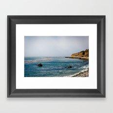 Palos Verdes I Framed Art Print