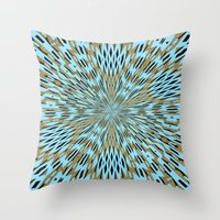 infinity Throw Pillows featuring Infinity by Stay Inspired