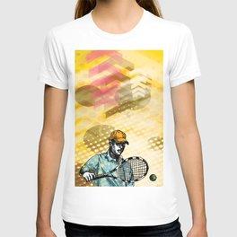 Tennis Backhand T-shirt