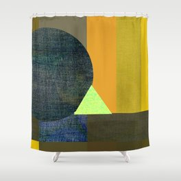 FIGURAL N3 Shower Curtain