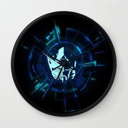 Gundam Wing Wall Clock
