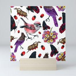 VoodoWitch Pattern #11 Mini Art Print