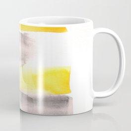 [161216] 19. Banana |Watercolor Brush Stroke Coffee Mug