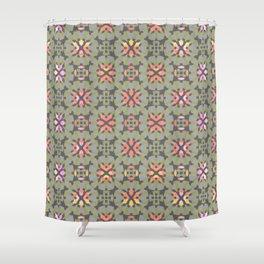 pattern. kiev Shower Curtain