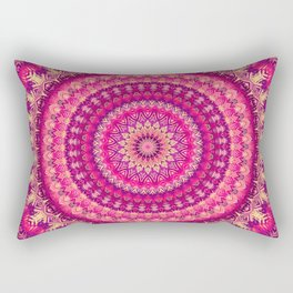 Mandala 303 Rectangular Pillow