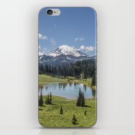 Mt. Rainer # 1 iPhone Skin