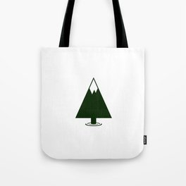 Pine Mountain Lake Tote Bag