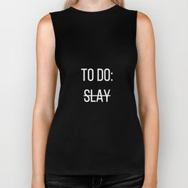 To Do: Slay Biker Tank