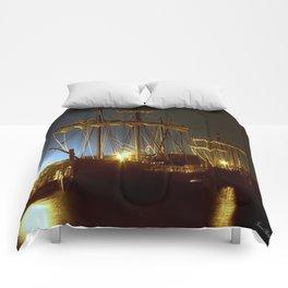 Tall Ships Comforters