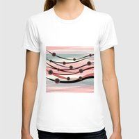 river T-shirts featuring River by Julia Tomova