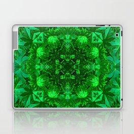 Archangel Raphael Healing Mandala Laptop & iPad Skin