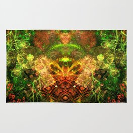 Extraterrestrial Palace 4 Rug