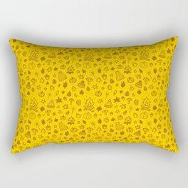 Autumn Doodles Rectangular Pillow