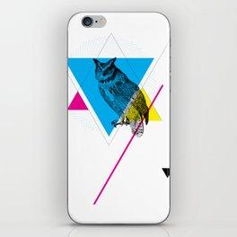 HYPSTER OWL iPhone Skin