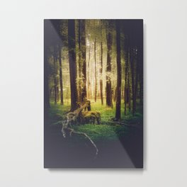 Come to me Metal Print