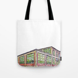 DARLING BROTHERS FOUNDRY LTD. Tote Bag