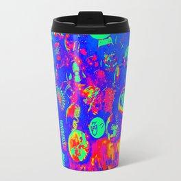 Buttons INfared Travel Mug