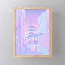 Pastel Memories Framed Mini Art Print