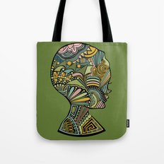Beauty of the mind Tote Bag