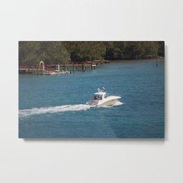 Bahamas Cruise Series 113 Metal Print