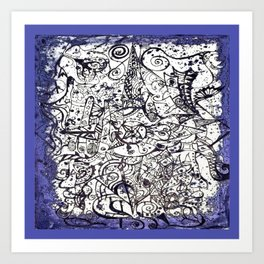 Conditional Equilibrium Art Print
