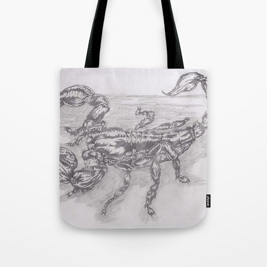 emperor scorpion Tote Bag