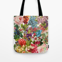 The Meeting of All the Flowers went Splendidly Tote Bag