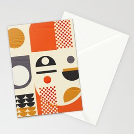 Mid-century no1 Stationery Cards