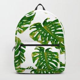 Guatemala - Monstera Deliciosa Jungle Backpack