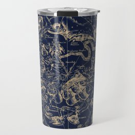 Gold Ceiling | Zodiac Skies Travel Mug