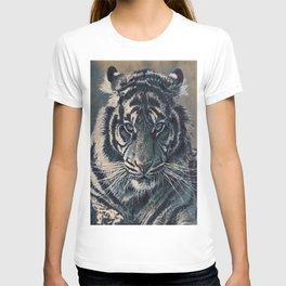 Tiger Eyes - by Julio Lucas  T-shirt