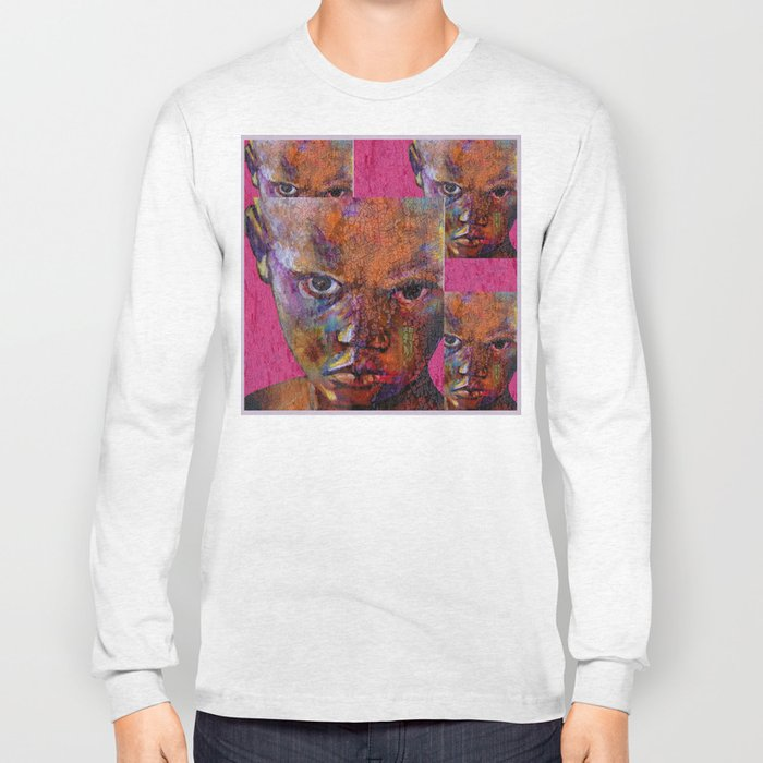 the magician - urban ART Long Sleeve T-shirt