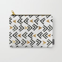 Gilded Tribal Carry-All Pouch