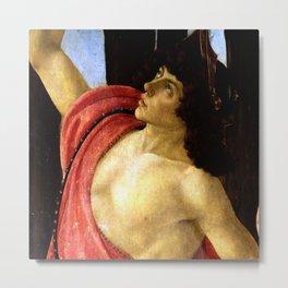 "Sandro Botticelli ""Spring"" Mercury Metal Print"