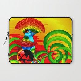 Paradise Bird Laptop Sleeve