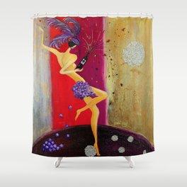 Fling Shower Curtain