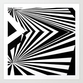 Hypnotize Art Print