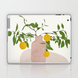 Lemon Branches Laptop & iPad Skin