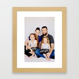 asfe Framed Art Print