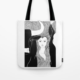 Tauromaquia Tote Bag