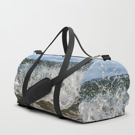 Beach Wave 0388 Duffle Bag