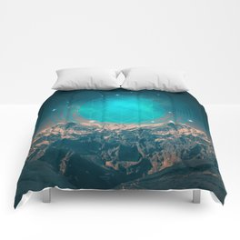 Made For Another World Comforters