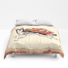 Marukomu Inukami ~ Ōkami Husky Dog Comforters