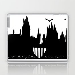 Hogwarts Is Our Home  Laptop & iPad Skin