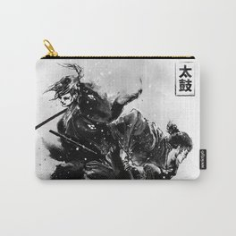 Taiko - Dance of the swords Carry-All Pouch